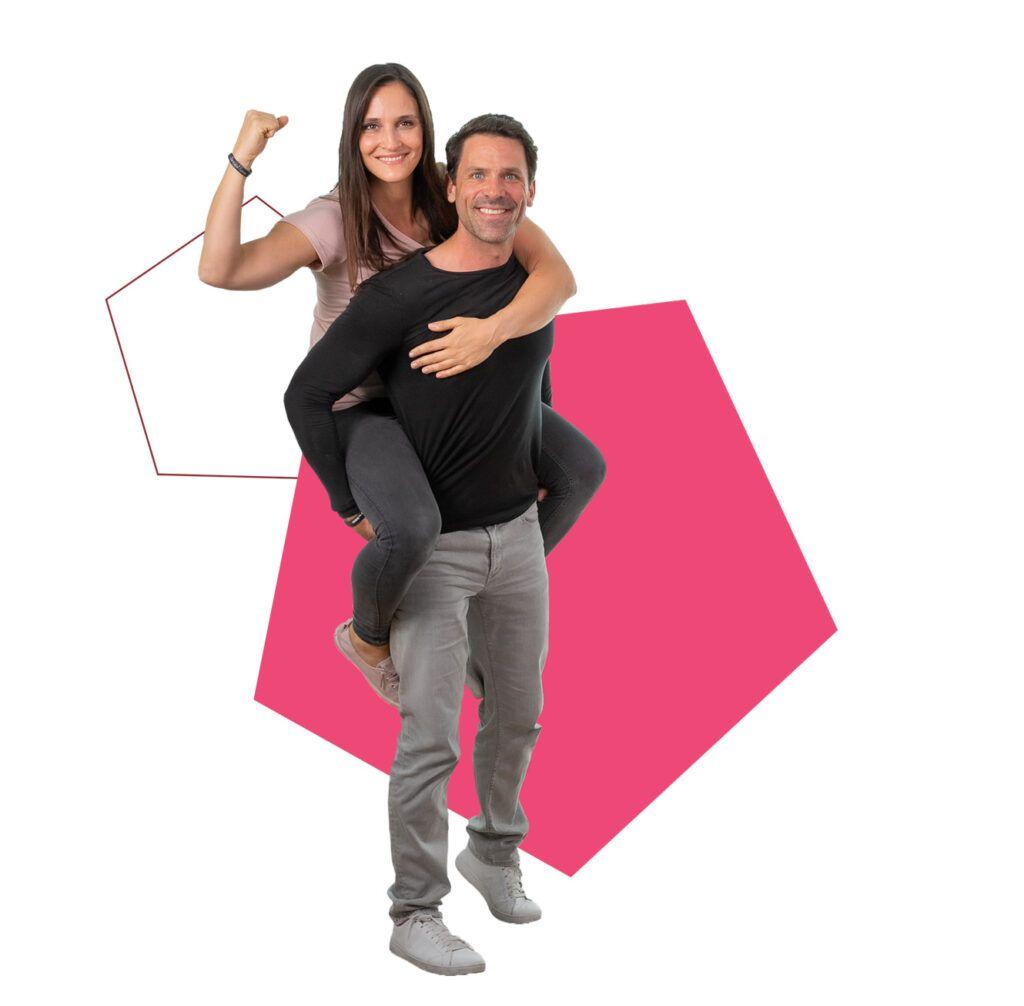 Esther und Chris Bell